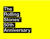 the rolling stones' 50th anniversary