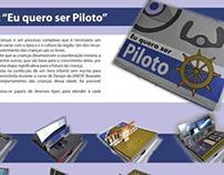 Pré-Livro: Eu quero ser Piloto