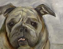 Portrait of Peppi