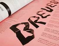 Jornal de Letras - Newspaper Re-design