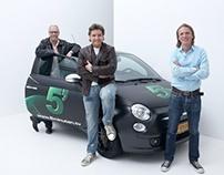 5minuten.tv company car