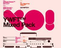 YWFT Mixed Pack, 2010.