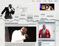 Aaron Taaron Web Design