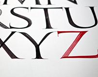 I love the Roman Letter