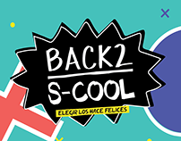 Back2 S-Cool / Temporada escolar