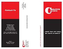 Mock Brochure