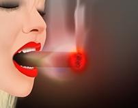 Smoking Kristina