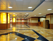 Live kitchen cum VIP Canteen for MIOT Hospital, Chennai