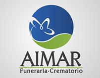 Logotipo Aimar Funeraria-Crematorio