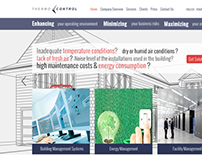 Thermo Control Website