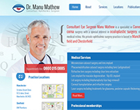 Dr. Manu Mathew & Akila Healthcare Website
