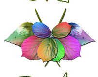 Spring Leaf Butterfly
