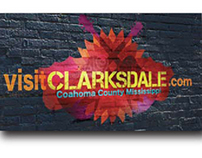 Branding for Clarksdale Mississippi Tourism
