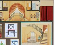 Moroccan Residential Interior Design