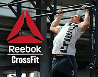 Reebok CrossFit Graphic Direction FW13