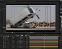 "Making of sequence ""Car Accident"" | Fe 3'mdet 3en"