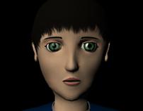 Kate - 3D Model