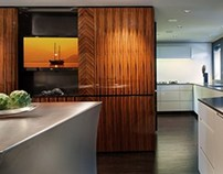 Bespoke-SubZero Wolf Kitchen Design Regional Winner