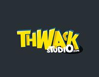 THWACK Studio - Logo