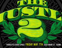 """The Hustle 2"" 1st Friday Art Show"