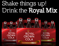 Royal Crown Cola & Night Life