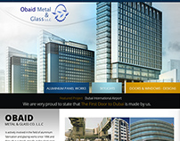 Obaid Metal & Glass LLC