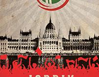 Jobbik Poster Design 2011