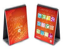 Calendar Design for Jehan Pakistan