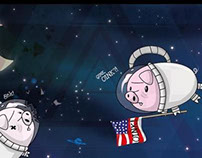 Pigs From Space ...