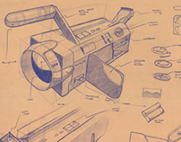 Camera Ideation drawings