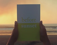 before sunset . TRAVEL ONE .