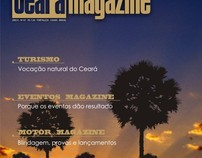 Criação de projetos  editoriais(revista e jornal)