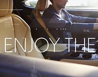 Lexus Sound of Performance Event Branding