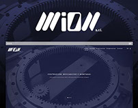 Mion Srl website