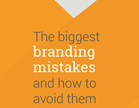 The Biggest Branding Mistakes Book