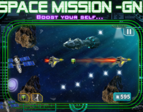 Game- Space Mission GN-2