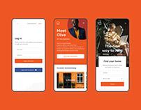 Product Design // Accommodation.co.uk