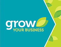 OfficeMax Grow Your Business Concept