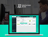 Password Boss: Rebranding a password management tool