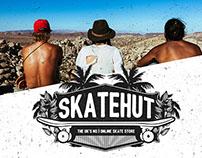 Skatehut - Rebrand