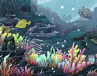 Underwater Gardener