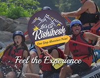 Let's Go Rishikesh - An Adventure Event Company