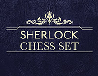 Sherlock Chess Set