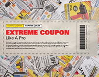 How To Be An Extreme Couponer Editorial Article