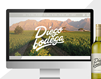 Diego Bodega Rebrand