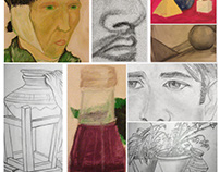 Sketching, Drawing & Painting