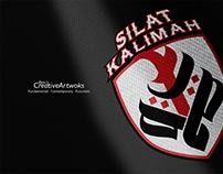 Silat Kalimah Logo Design