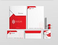 Hercan Sigorta Logo & Kurumsal Kimlik