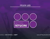 Sentinel Network: Página Web