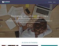 Freelaholic: novo site